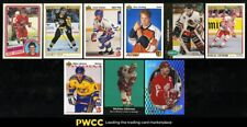 Lot(9) 1984-96 Hockey Stars & Rookies w/ Yzerman Jagr Selanne Forsberg ROOKIE RC