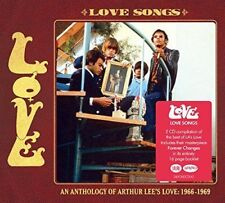 Love - Love Songs NEW CD