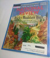 National Review Magazine [9/16/2013] Colorado Cannabis Marijuana CBD [Near Mint]
