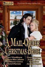 Mail-Order Christmas Bride: By Washburn, Livia Adams, Kathleen Sherry-Crews, ...