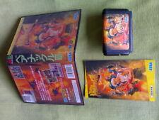 OFERTA BARE KNUCKLE III 3 ( STREETS OF RAGE III 3 ) Sega Mega Drive Ntsc Jap