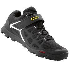 Chaussures VTT Mavic CROSSRIDE Couleur Noire Blanc Scarpa cyclisme Taille 39 1/3