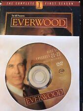 Everwood – Season 1, Disc 6 REPLACEMENT DISC (not full season)