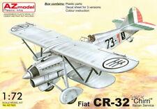 """AZ Models 1/72 Kit 7620 Fiat CR-32 Chirri """"Italian service"""""""