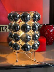 Space Age Bubble Lampe Design Mid Century Verner Panton Retro Pop Art 70s Modern