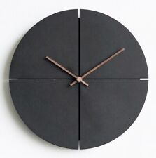 Minimalist Creative Wooden Wall Clock Nordic Household Hanging Silent Watches