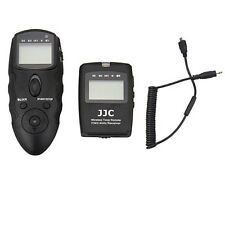 WT-868 Wireless Timer Remote For Canon 7D 50D 5D 5DIII 5DII 6D 1DX 5DS 5DSR 6DII