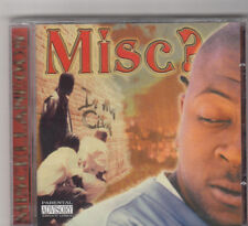 Music CD In My City by Miscellaneous (R&B) (CD, Feb-2000, Uniq Records) Sealed