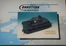1/35 New Connection Models Panzer IV Ausf.A German tank resin conversion  HTF