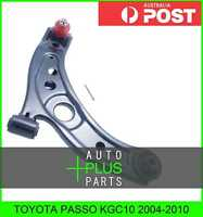Fits TOYOTA PASSO KGC10 Right Hand Rh Lower Front Arm Suspension Wishbone