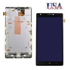 USA For Nokia Lumia 1520 LCD Display Digitizer Touch Screen +Frame Replacement