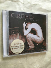 CREED CD MY OWN PRISON WIND-UP 1999 493078 2 BOUND & TIED ROCK