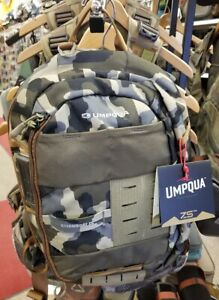NEW UMPQUA ZS2 STEAMBOAT 1200 SLING PACK IN CAMO COLOR WITH FREE USA SHIPPING