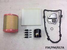 Pequeño Kit de Servicio Platino DODGE CALIBER PM 2.0L & 2.4L 2011-2012 FSK/PM/017A