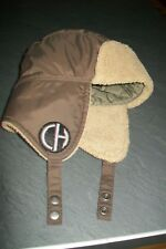 Chevignon-brown boys hat.T1(3/5y)Slightly used.RRP 25£