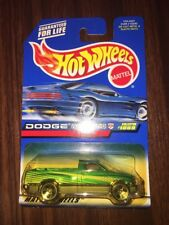 1999 Collector #1059 Dodge Ram 1500 Pickup TRUCK HOT WHEELS 1/64 DIECAST NEW