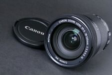 Canon EF-S 18-135mm f/3.5-5.6 IS Lens, Clean, Sharp, Fast - Free Shipping US