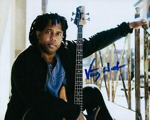 GFA Bela Fleck Bassist VICTOR WOOTEN Signed Autographed 8x10 Photo V2 COA