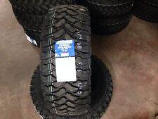 4 NEW 33 12.50 18 Comforser MT TIRES 33x12.50-18 R18 33125018 10 Ply Mud
