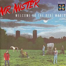 MR. MISTER : WELCOME TO THE REAL WORLD / CD