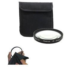 RISE(UK) 67MM Macro Close Up +8 X8 NO.8 Filter for 67mm Canon & Nikon DSLR