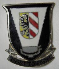 WW2 516th Engineers Searchlight Battalion Unit Crest D.I.  German Made - CB