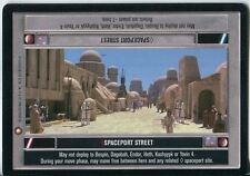 Star Wars CCG Special Edition Spaceport Street DS