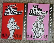The Ceilidh Collection - Music Books - 1 for Cello/Bass and 1 for Fiddlers