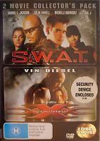S.W.A.T. / XXX (DVD, 2008, 2-Disc Set)