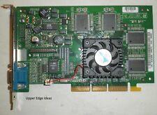 Dell 32MB NVIDIA AGP VGA Video Card 180-P0020-0100-E05 1E200