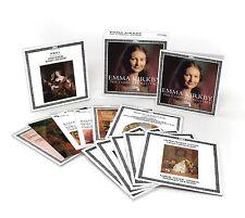 EMMA KIRKBY-THE COMPLETE RECITALS 12 CD NEU BACH/HÄNDEL/PURCELL/DOWLAND/MOZART