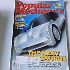 Popular Science Magazine The Next Ford Taurus Wallvision March 1996 061917nonrh