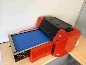 PRINTY XL für A3+, Flachbettdrucker, Lebensmitteltinte, DTF - DTG - Feststoff?!
