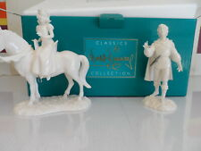 """WDCC Snow White Prince """"And Away to His Castle We'll Go & Forever"""" New Whiteware"""