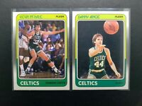 1988-89 Fleer Basketball Danny Ainge + Kevin McHale Lot, Boston Celtics