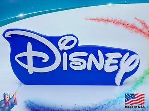 Disney Logo Decoration Sign