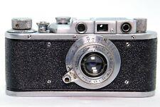 Zorki 1c + Industar 22 50mm f3,5