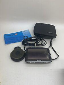 TOMTOM N14644 GPS Navigation System, Charger, Case & Mount Bundle
