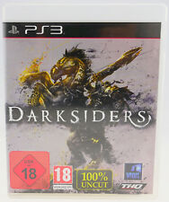 Darksiders | Sony Playstation 3 PS3 | komplett in OVP | sehr gut