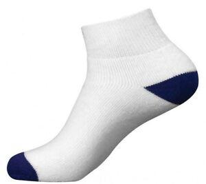 5~100 Dozen Wholesale Lot Men Sports Cotton Ankle Socks Athletic P284 9-11 10-13