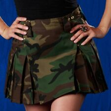 New US Army Style Camo Utility kilt for women