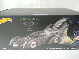 Hot Wheels Batmobile BATMAN FOREVER 1995 1/18 BLY43