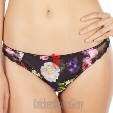 Panache Thongs Polyamide Floral Knickers for Women
