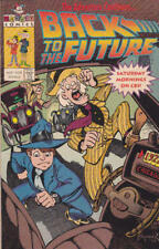 Back to the Future Special Saturday Morning Cartoon Promo Brunner BTTF HTF GD