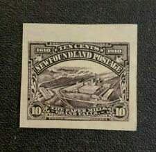 Newfoundland Stamp #101P Proof MNG