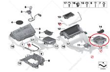 BMW 5 F10 Consolle Centrale Porta Tazza 9171560 51169171560 2012 Nuovo Originale