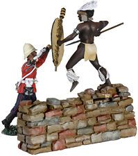 "BRITAINS SOLDIERS 20116 - ""Thrust"" - Fight for the Kraal  24th Foot & Zulu #8"