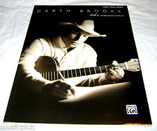 Garth Brooks The Sessions Guitar Vocal Piano Sheet Music Song Book NOS