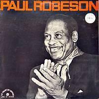 PAUL ROBESON Le Chant Du Monde FR Press LP