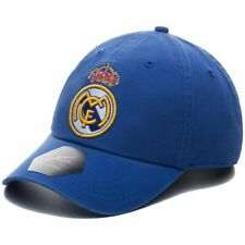 Real Madrid 2020 Blue Premium Fi Collection Baseball Hat NEW